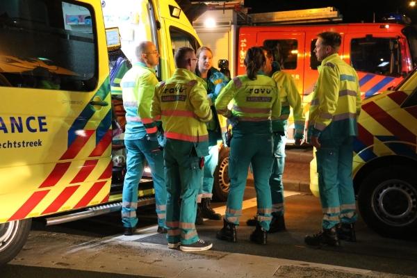 Hulpdiensten uitgerukt voor ongeval met letsel op Pieter Lakplantsoen in Zaandam - Alarmeringen.nl