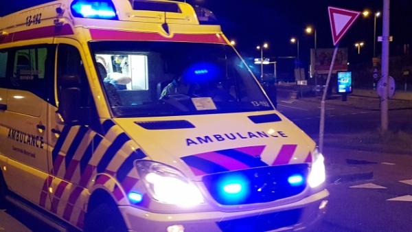 Beknelling op Koudekerkseweg in Vlissingen - Alarmeringen.nl