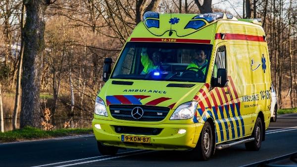 Ongeval met letsel op Burgemeester van Stamplein in Hoofddorp - Alarmeringen.nl