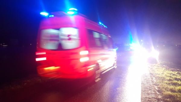 Ongeval met letsel op A15 in Ridderkerk - Alarmeringen.nl